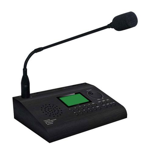 网络广播系统对讲设备